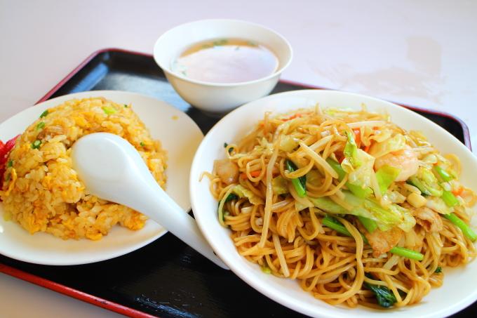 銀龍閣・中華料理ランチ・高知1