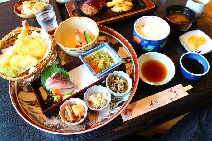 ファミリー温泉「湯川」高知。食事・ランチが驚きの豪華さ!
