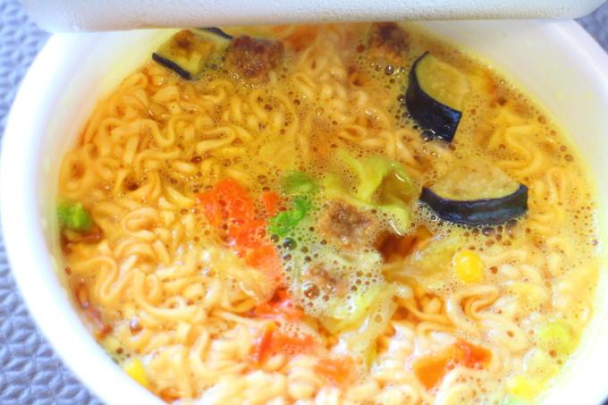 日清チキンラーメン・BBQカレー8