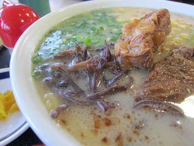 JAレストラン「ちらん亭」口コミ⇒鹿児島黒豚ラーメンが美味しい