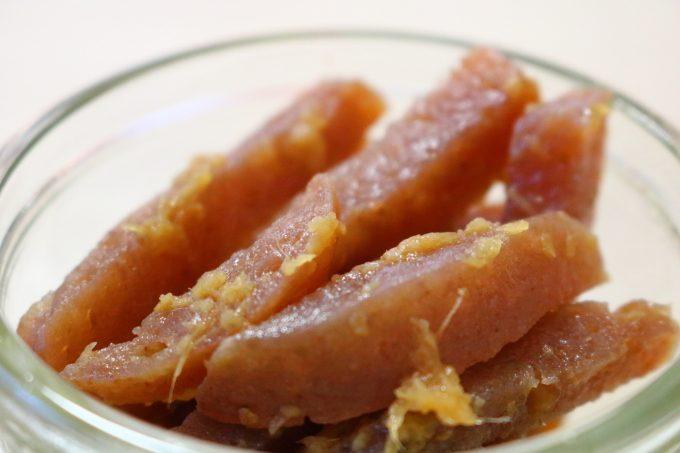 ご飯のお供に!簡単!低カロリー!コンニャクの生姜煮。