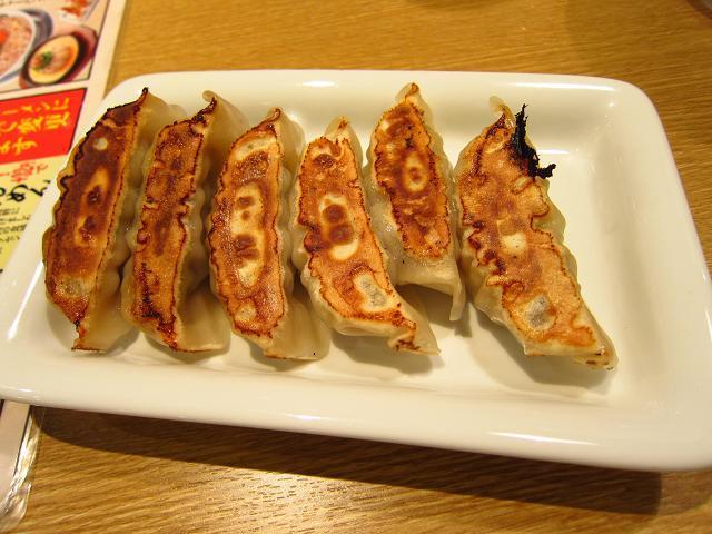 丸源ラーメンの丸源餃子