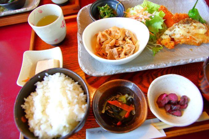 【閉店】南国市!おしゃれな洋食店「SALA(サーラ)」のランチメニュー!