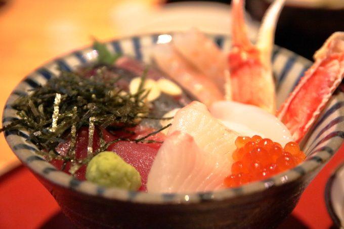 帯や勘助・ランチ・海鮮丼