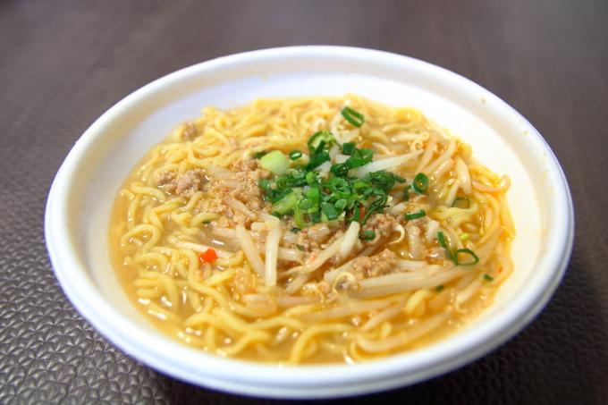 くいしんぼ如月の味噌ジャン麺
