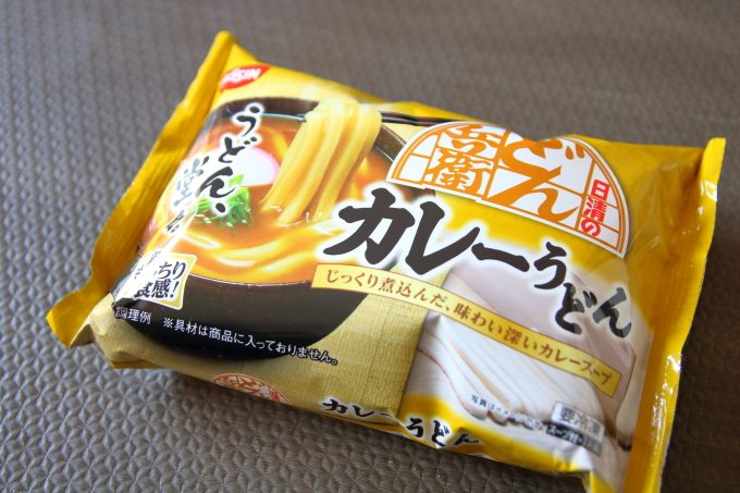 日清のどん兵衛カレーうどん(冷凍)347キロカロリーの口コミ評価