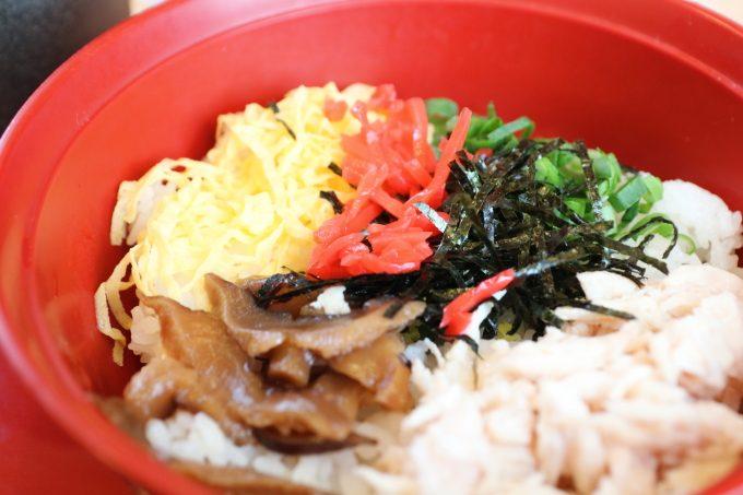 高知のジョイフルでランチ!鹿児島のご当地グルメ「鶏飯」を食べる!