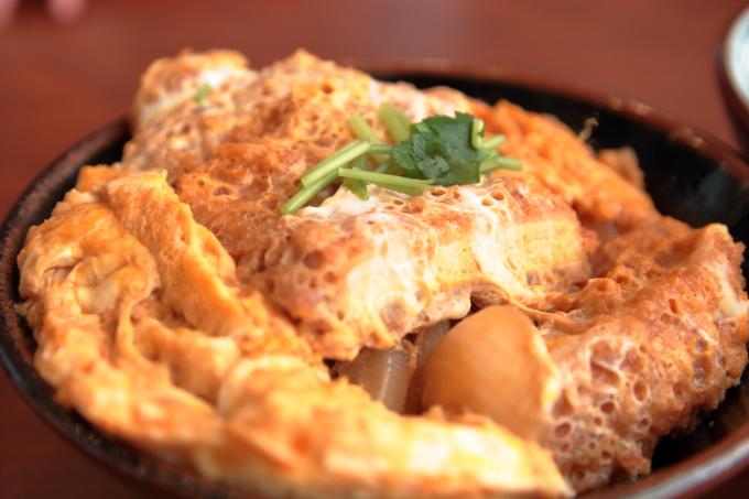 丸亀製麺カツ丼