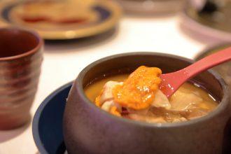 【高知】野市町の中華料理「鳳龍菜館」でランチ。イカみそ生姜炒め。