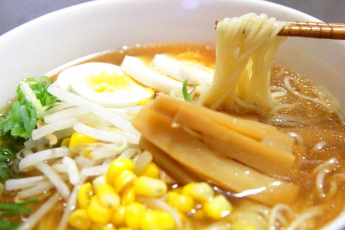 南国市の直販所「なの市」で兵庫ラーメン(兵庫製麺)の麺が買える!