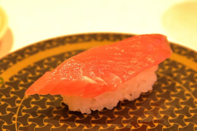 はま寿司・2017年10月5日からの期間限定フェアメニュー・中トロ