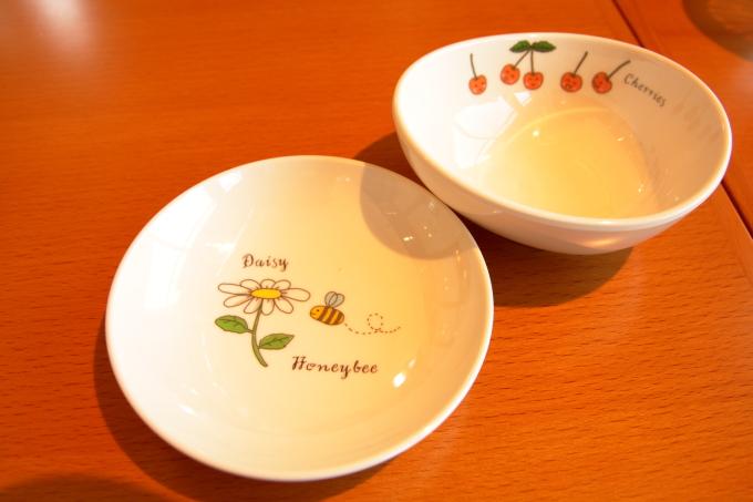 カフェ モネの家の子ども用取り皿