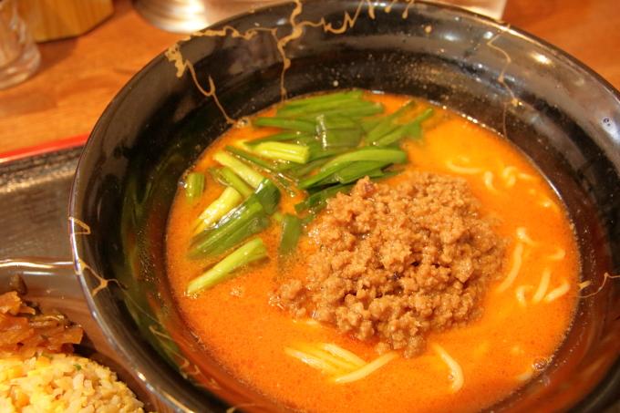 中華そば楽「担々麺」2枚目