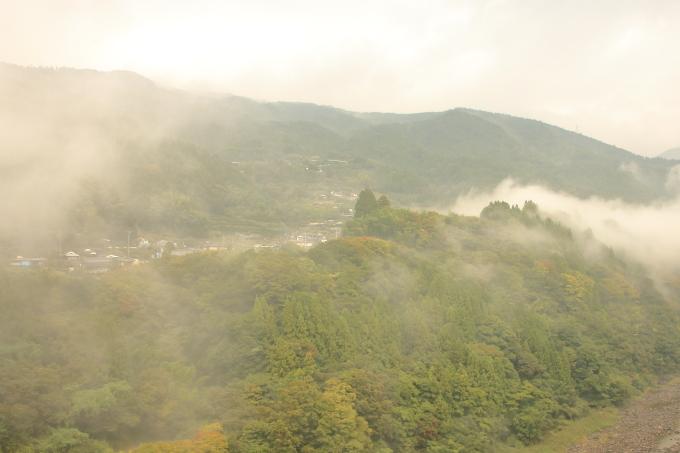永瀬ダム周辺の風景・物部町周辺の風景