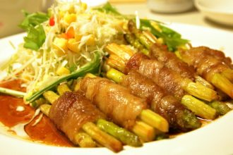 来来亭のメニュー「旨辛麺」2辛、がっつり定食に挑む、激闘ランチ編