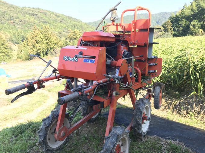機械化が進んだ現代農業、しかし最後は「人間力」だと思うのです。