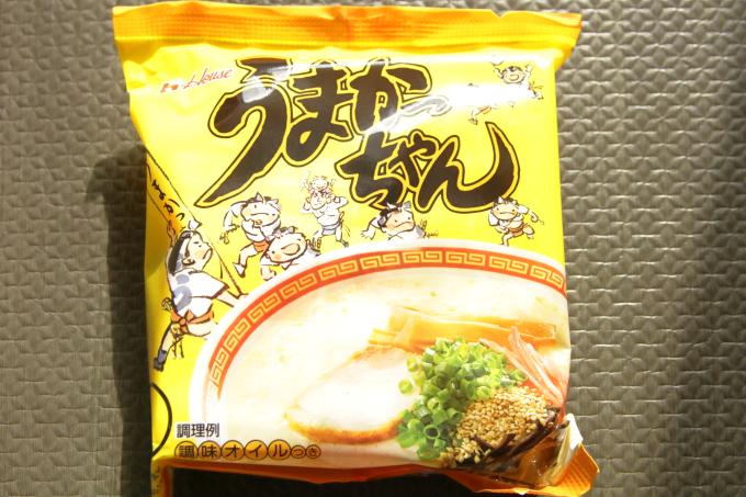 うまかっちゃん(袋ラーメン)