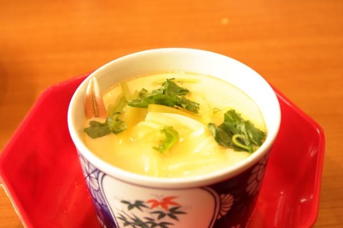 くら寿司 茶碗蒸しリゾット1