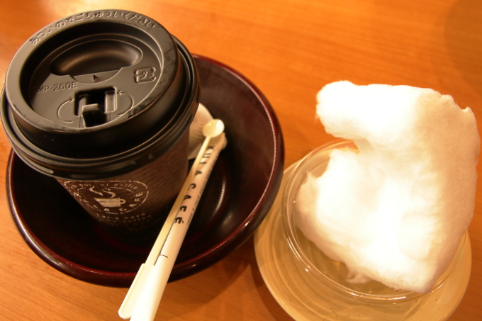 くら寿司 わたあめコーヒー