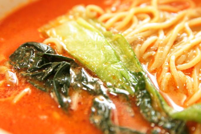 セブンイレブン冷凍担々麺