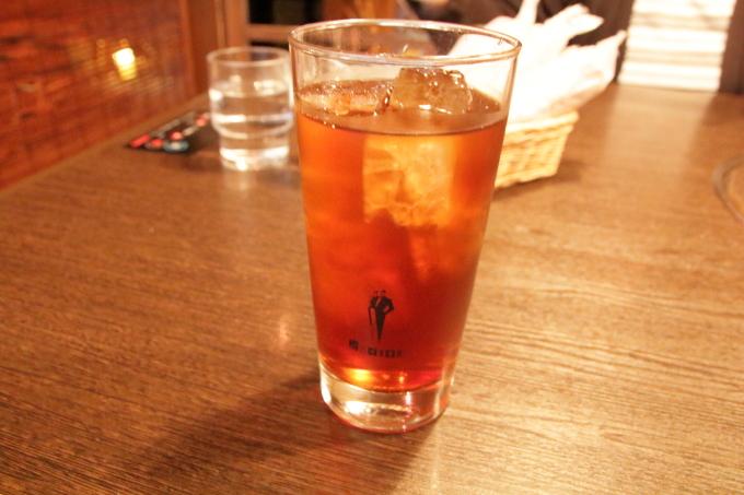 焼肉ぷるこぎ高知店 黒ウーロン茶