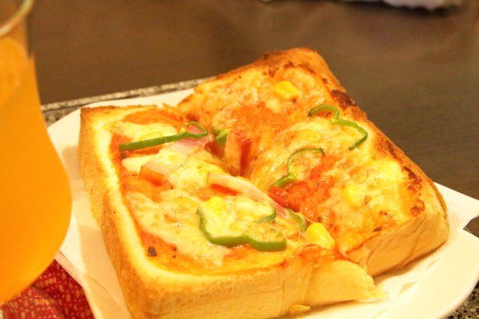 トラットリアTOTO(トト)ピザトーストモーニング