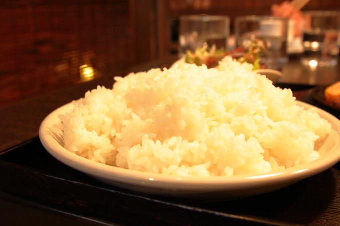 焼肉ぷるこぎ高知店 ステーキ定食ごはん大盛