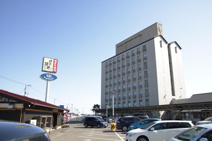 高知黒潮ホテルの外観