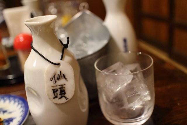 高知の居酒屋 葉牡丹