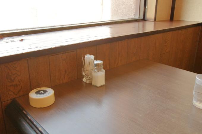 レストランヘラ店内の個室