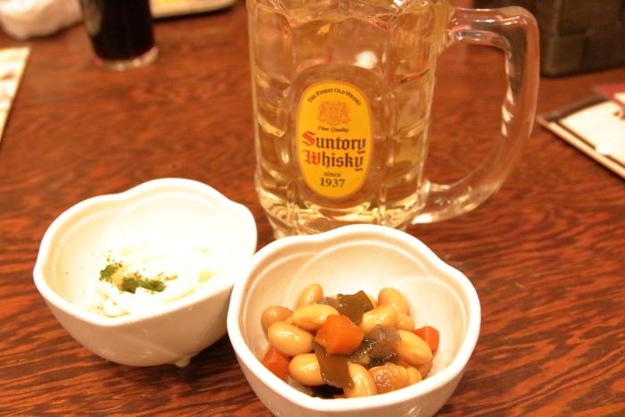 居酒屋八剣伝の料理