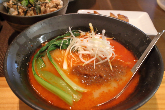 びーちゃんラーメン担々麺