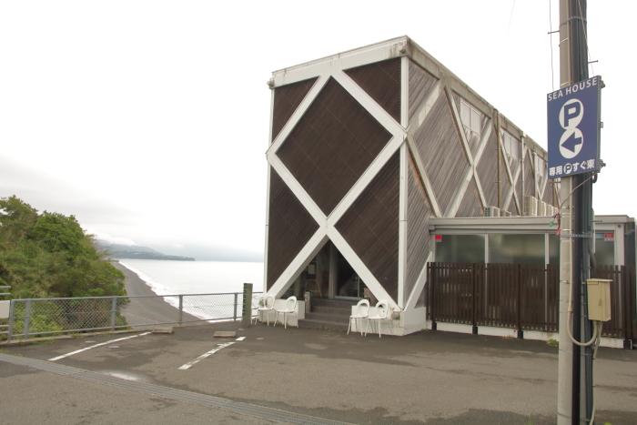 高知芸西村 SEA HOUSE(シーハウス)外観