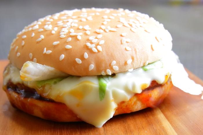マクドナルド裏てりやきマックバーガー
