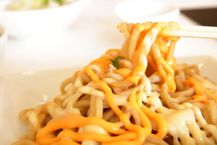 らぁ麺ダイニングCalm(カルム) チーズつけ麺