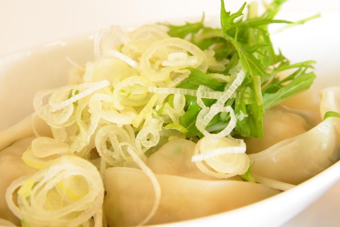 らぁ麺ダイニングCalm(カルム) 水餃子