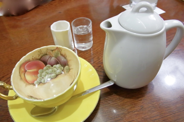 フライング・スコッツマン松山大街道店のコーヒー(ブラジル)