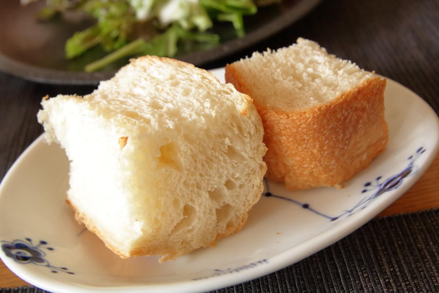 クッチーナ・サクラのランチ パン