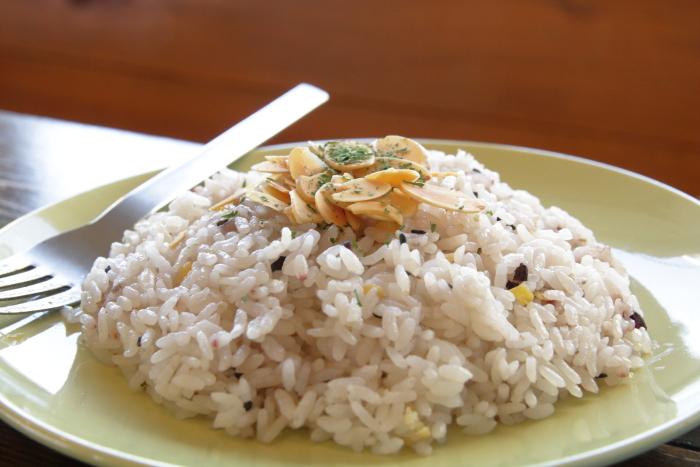 高知市高須ランヤニコットのライス十穀米