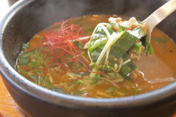 高知市高須ランヤニコットのスープカレー