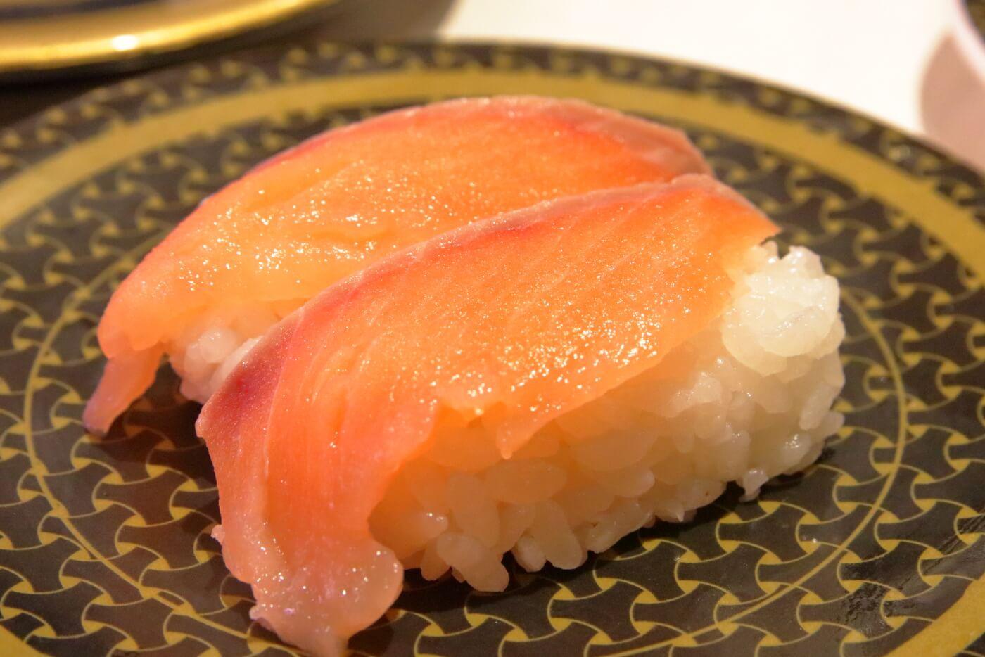 はま寿司 2018年8月下旬のフェアメニュー 秋鮭