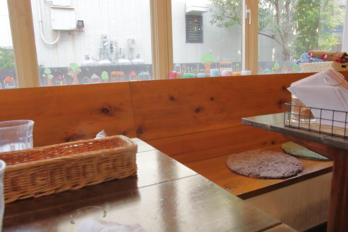 高知市高須ランヤニコットの店内
