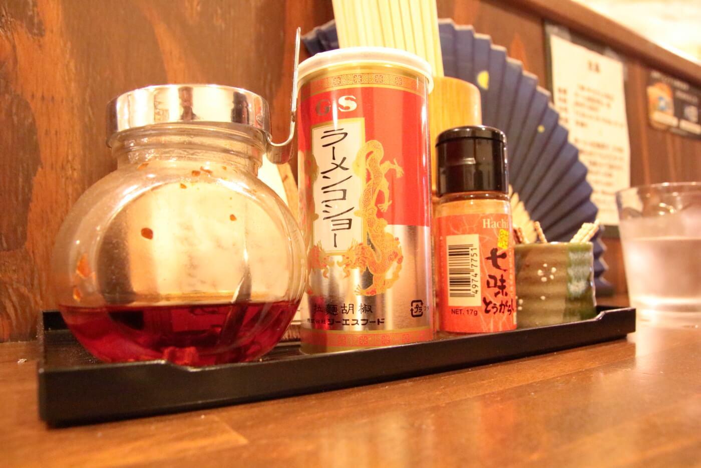 ジェントル麺喰楽部 店内