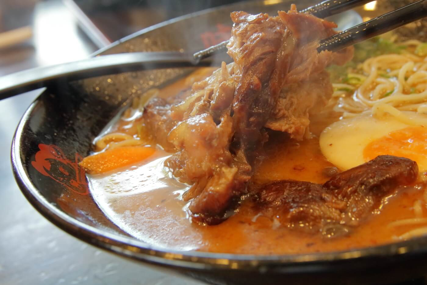 味千ラーメン高知南国店 パイクー麺