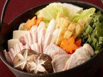 野菜たくさんの鍋