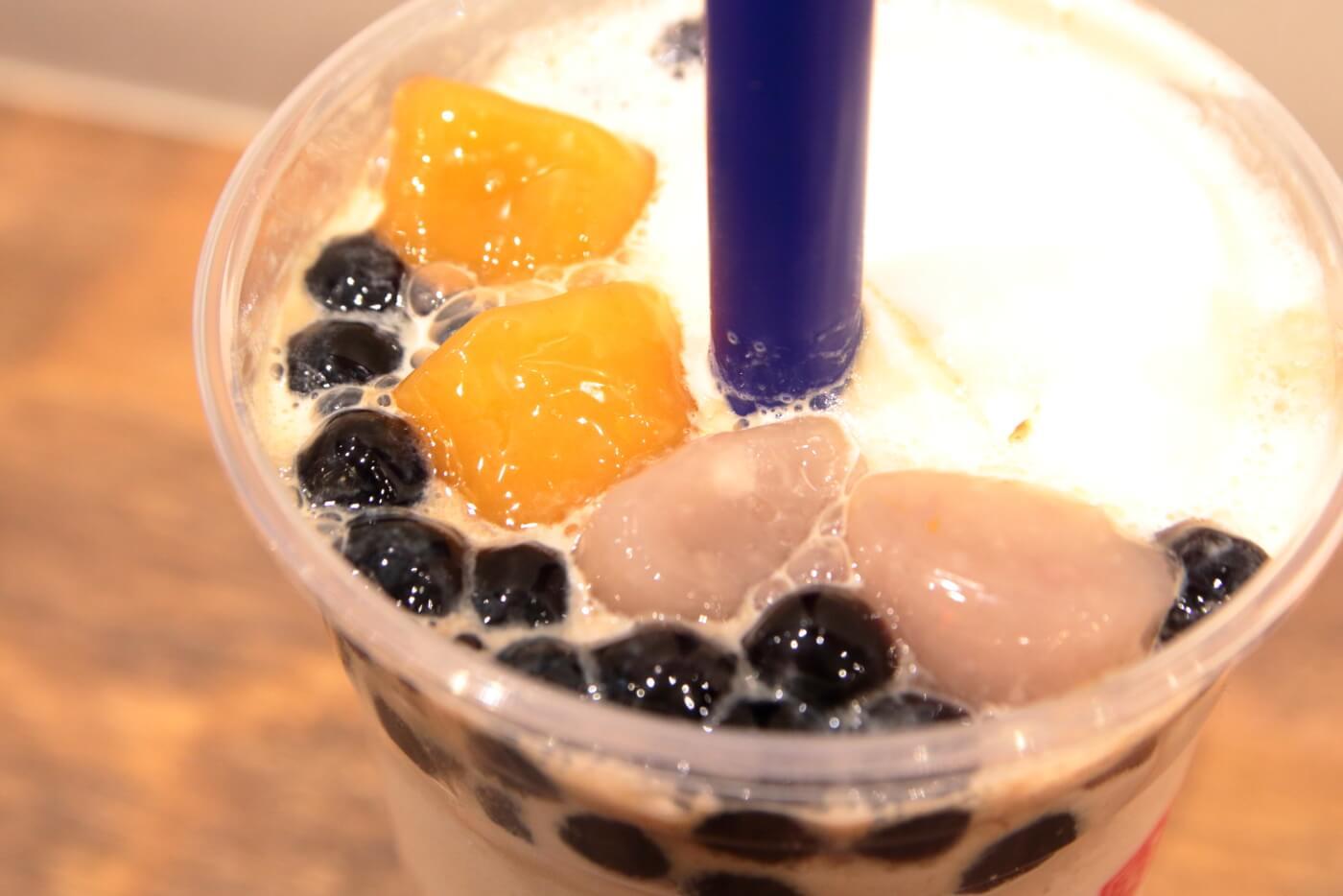 台湾甜商店 高知帯屋町店 台湾満足スムージー