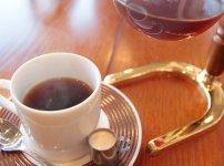 Real食堂 西山珈琲館 サイフォンコーヒー