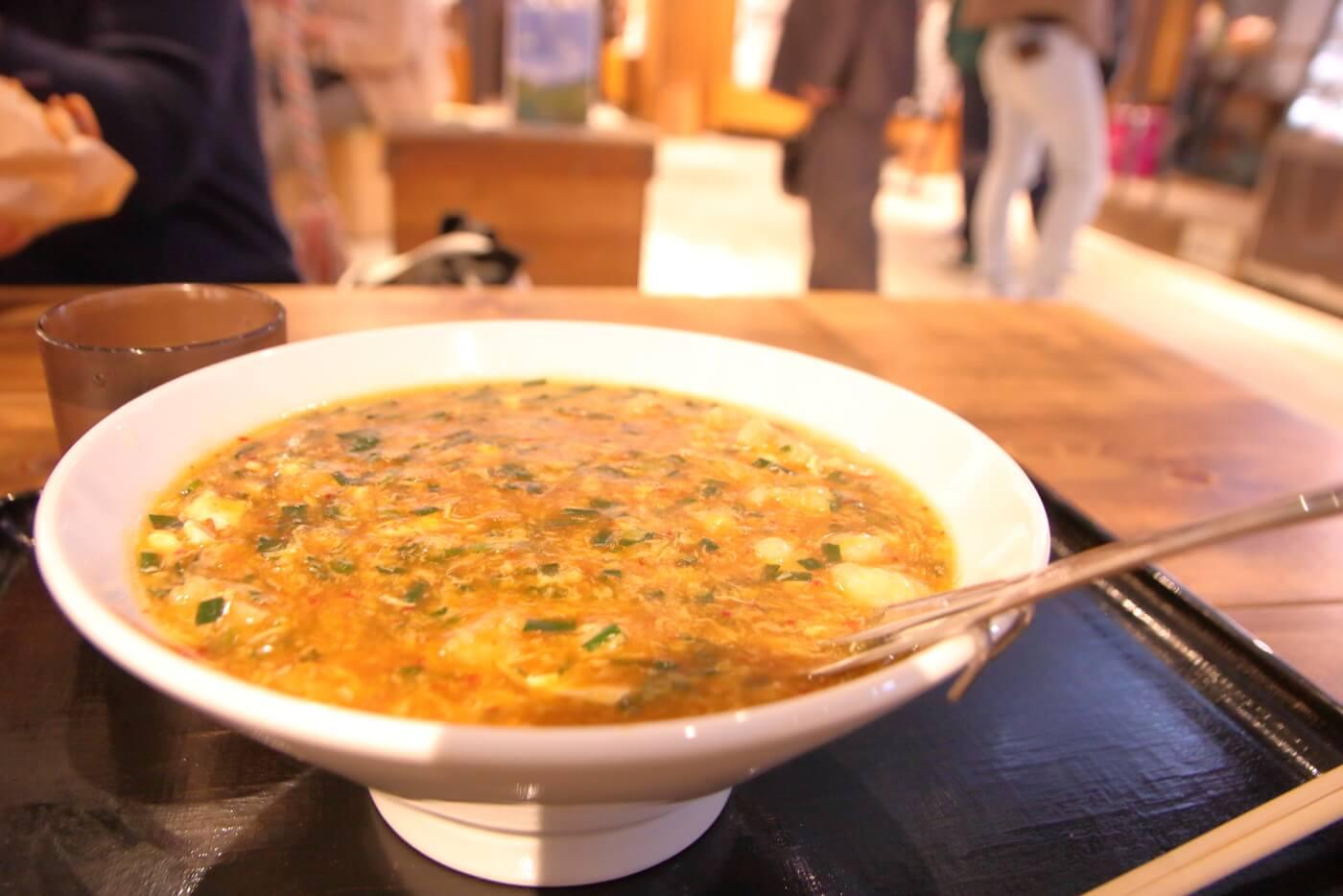 高知蔦屋書店 まんしゅう ジャン麺