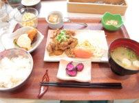 アンパンマンミュージアム高知のレストランつむぐ ランチ