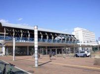 高知駅の外観